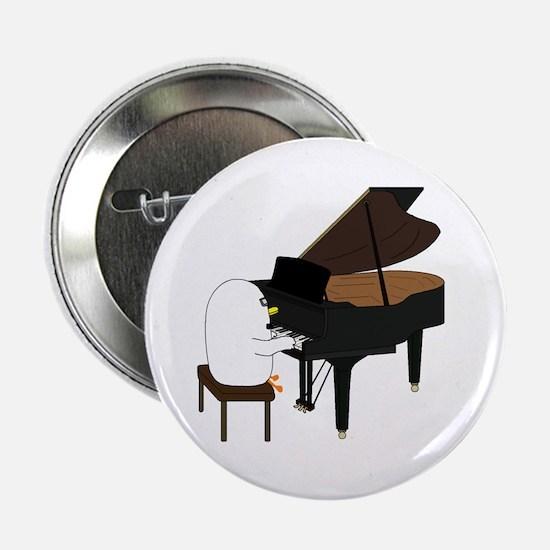 """Concert Pianist 2.25"""" Button"""