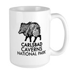 Carlsbad Caverns National Park Javelina Mugs