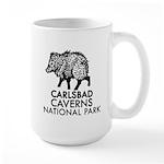 Carlsbad Caverns National Park Javelina Mugs