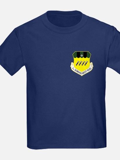 2nd Bomb Wing Kid's T-Shirt (Dark)
