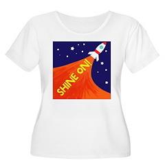 SHINE ON! Plus Size T-Shirt