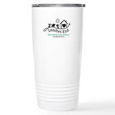 Leashes End Travel Mug ($3 To End) Mugs