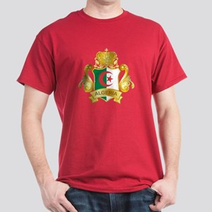 Gold Algeria Dark T-Shirt