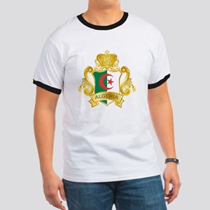 Gold Algeria Ringer T
