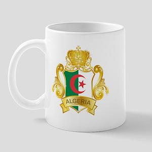 Gold Algeria Mug