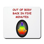 astral projection gifts Mousepad