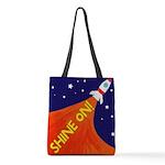 I Shine! Polyester Tote Bag