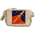 I Shine! Messenger Bag