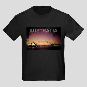 Australia Kids Dark T-Shirt