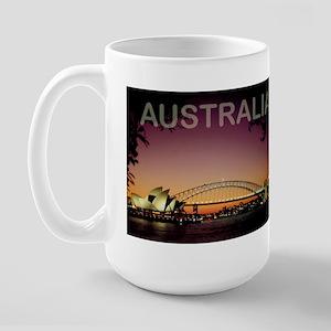 Australia Large Mug