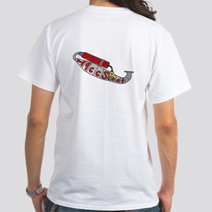 2TNT White T-Shirt