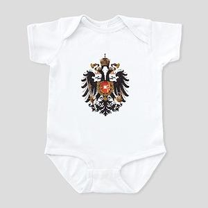 Austrian Empire Coat Of Arms Infant Bodysuit