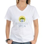 THE Monmouth County SPCA LOGO T-Shirt
