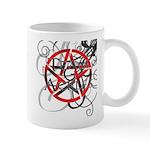 Team Ackles-pentWHT... Mugs