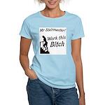 Mr Stairmaster (Bitch) Women's Light T-Shirt