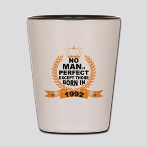 No Man is Perfect Except Those Born in 1992 Shot G
