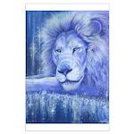 Dream Lion Large Poster
