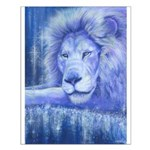 Dream Lion Small Poster