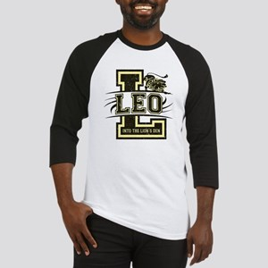 Leo Baseball Jersey