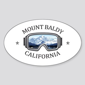 Mount Baldy Ski Lifts - Mount Baldy - Ca Sticker
