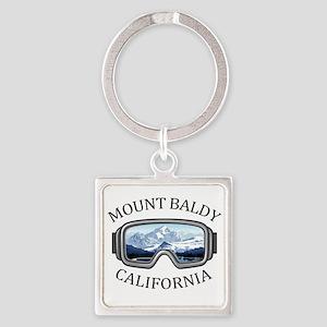 Mount Baldy Ski Lifts - Mount Baldy - Keychains