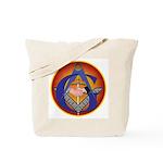 Masonic Intertwined Tote Bag