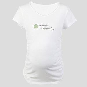 """My Job"" - Maternity T-Shirt"