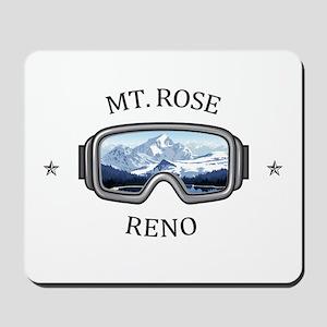Mt. Rose - Reno - Nevada Mousepad