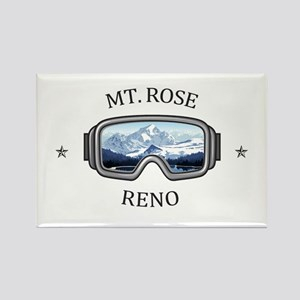 Mt. Rose - Reno - Nevada Magnets