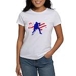 Hockey USA Women's T-Shirt