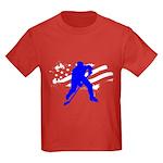 Hockey USA Kids Dark T-Shirt