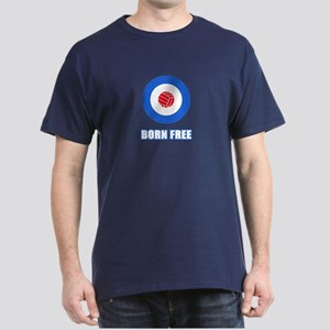 Born Free Dark T-Shirt