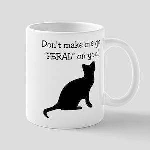 "Go ""FERAL"" Mug"