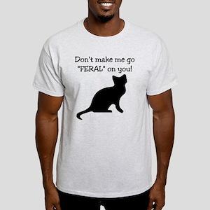 """Go """"FERAL"""" Light T-Shirt"""