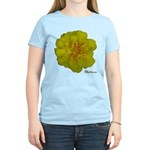 Marigold Flower Women's Light T-Shirt