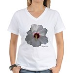Rose of Sharon Women's V-Neck T-Shirt