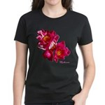Peony Flower Women's Dark T-Shirt