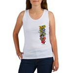 Flower Garden Women's Tank Top
