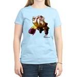 Iris Flower Women's Light T-Shirt