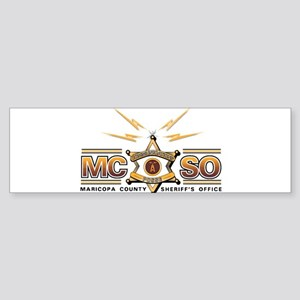 MCSO Radio Posse Sticker (Bumper)