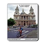 St Pauls Cathedral, London, England, Mousepad