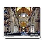 St Pauls Cathedral, Interior, London, UK, Mousepad