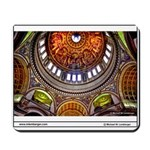 St Pauls Cathedral, Dome, inside, London, Mousepad