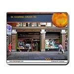 84 Charing Cross Road, London, Book Store,Mousepad
