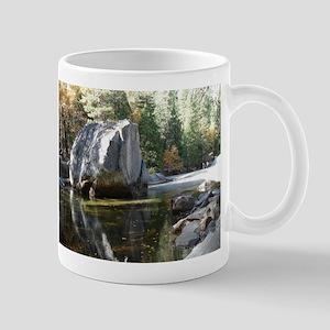 Merced River in Yosemite Mug