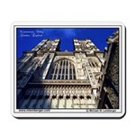 Westminster Abbey, London, England, Front,Mousepad