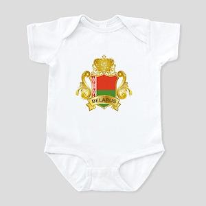 Gold Belarus Infant Bodysuit