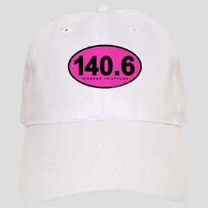 140.6 Ironman Triathlon Cap