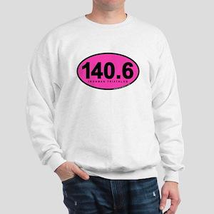 140.6 Ironman Triathlon Sweatshirt