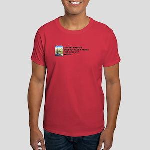 Navajo Proverb Dark T-Shirt